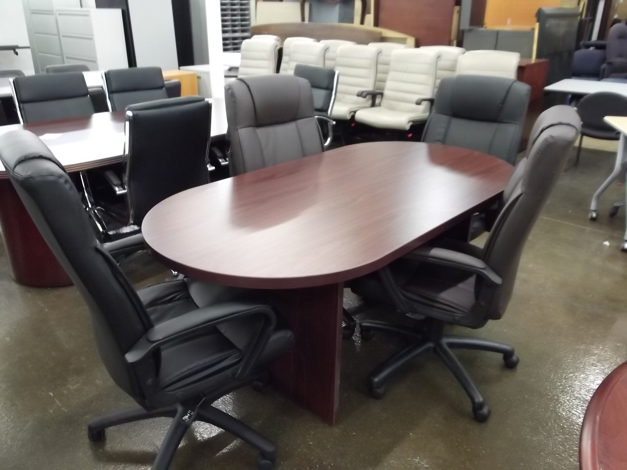 New Conference Tables